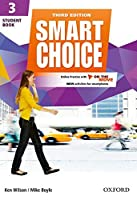 Smart Choice: Level 3: Student Book with Online Practice and On The Move: Smart Learning - on the page and on the move