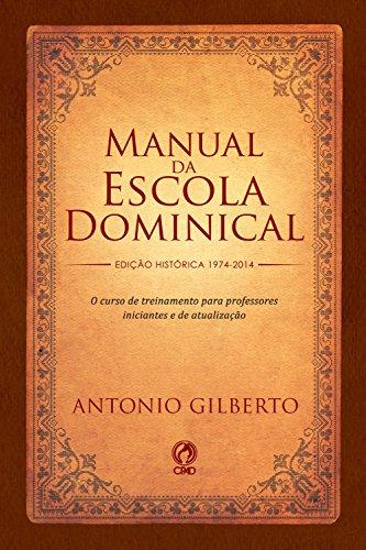 Manual da Escola Dominical