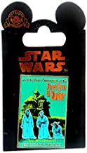 Disney Park Pin Star Wars Haunted Mansion Forest Moon of Endor
