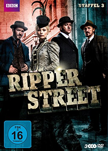 Ripper Street - Staffel 3 [3 DVDs]