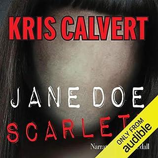 Jane Doe: Scarlett audiobook cover art