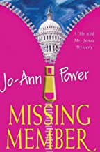 Missing Member: A Me and Mr. Jones Mystery (Me and Mr. Jones Mysteries) by Jo-Ann Power (2006-09-19)