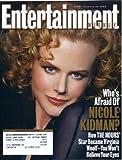 Entertainment Weekly January 10 2003 Nicole Kidman in The Hours, Chuck Barris - Hitman? M.C. Hammer, John Cusak