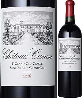 ボルドー全体でもトップクラスの高評価!シャトー・カノン[2016] 750ml 赤ワイン