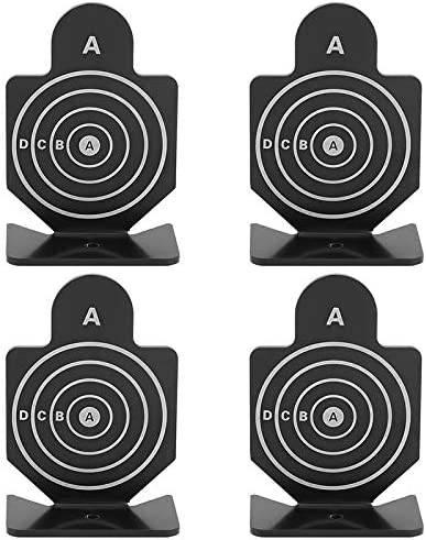 FDSF Hunting Training Target 6X4cm 4 Pcs/Lot Humanoid Target Ind