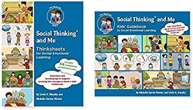 Social Thinking and Me Two Book Bundle