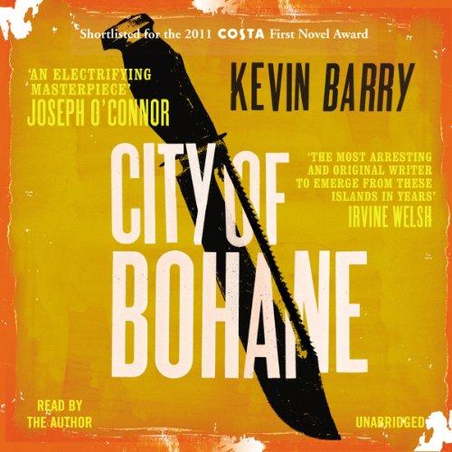 City of Bohane cover art