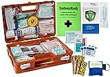 WM-Teamsport Sport-Sanitätskoffer Plus 1 Erste-Hilfe Koffer DIN 13157 + 13164 + Sport-Ausstattung...