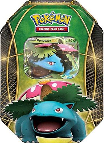 Pokemon Fall 2014 Tin Set Venusaur-EX