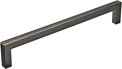Appoint 7 9 16 In 192 Mm Center To Center Satin Nickel Cabinet Pull 2 Pack