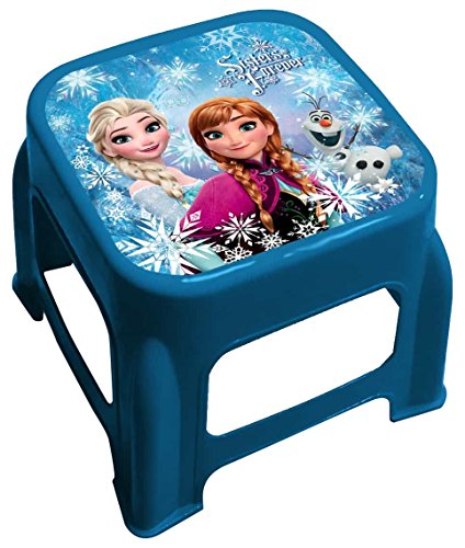 Star Licensing 45475 Disney Frozen Tabouret, Multicolore, 24.5 x 24.5 x 20 cm