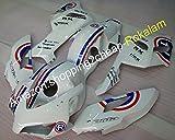 NGK carenado para CBR 1000 RR 04 05 RK CBR1000RR 2004 2005 Gas carrocería motocicleta carenado Kit (moldeado por inyección)