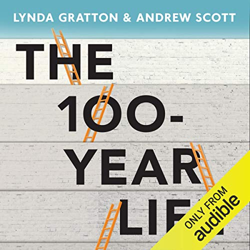 Couverture de The 100-Year Life