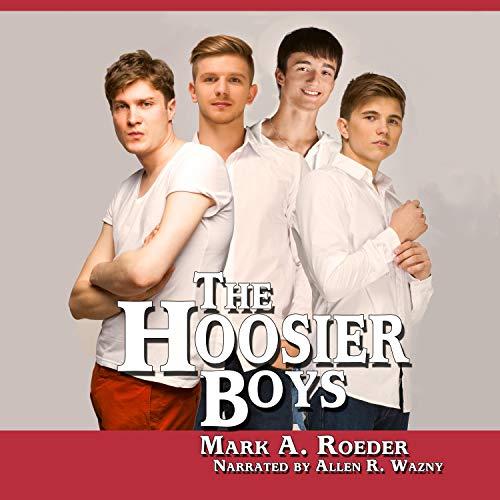 Hoosier Boys Audiobook By Mark Roeder cover art