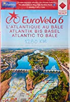 La Loire Eurovelo 6: Cycling Map (Michelin Cycling Maps)
