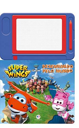 Super Wings - Desenhando pelo mundo