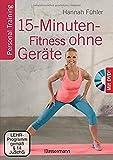 15-Minuten-Fitness ohne Geräte +...