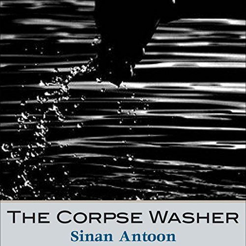 The Corpse Washer audiobook cover art