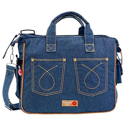 Borsa travel jeans 501 baciuzzi 7370