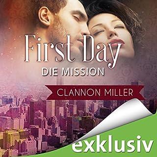 First Day - Die Mission Titelbild
