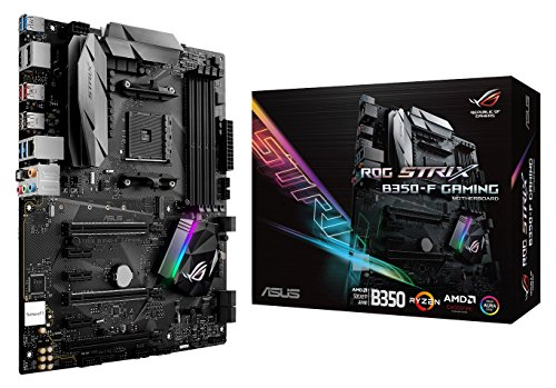 ASUS ROG STRIX B350-F GAMING AMD Ryzen...