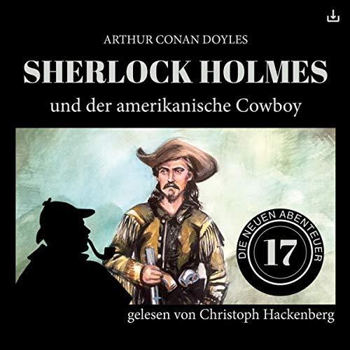 Sherlock Holmes und der amerikanischen Cowboy cover art
