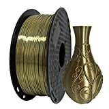 No need polishing, the surface of the prints is shiny just look like metal. Silk pla filament.An ancient golden color Industrial & Scientific › Additive Manufacturing Products › 3D Printing Supplies › 3D Printing Filament.
