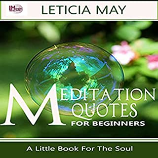 Meditation Quotes for Beginners cover art