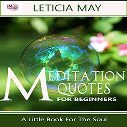 Meditation Quotes for Beginners audiobook cover art