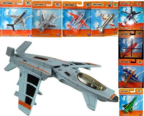 matchbox sky busters missies Vliegtuigen en helikopters - Realistische modellen en speelgoed