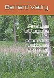 Analyse biologique des procédés rustiques en milieu rural