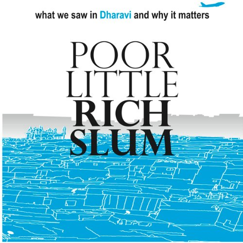 Poor Little Rich Slum audiobook cover art