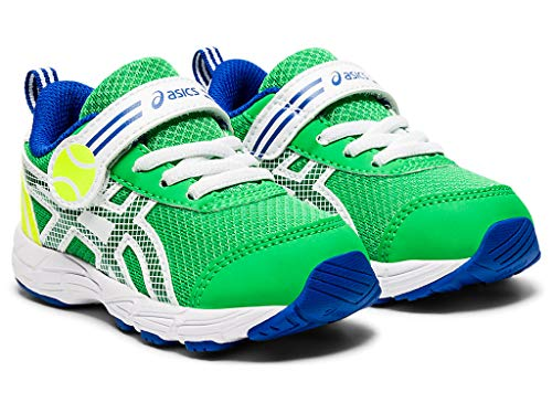 ASICS Kid's Contend 6 TS Running Shoes, K9, Cilantro/Kale