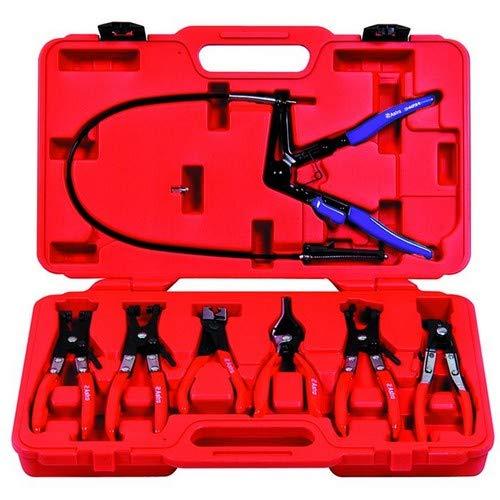 Hose Clamp Plier Set 7Pc