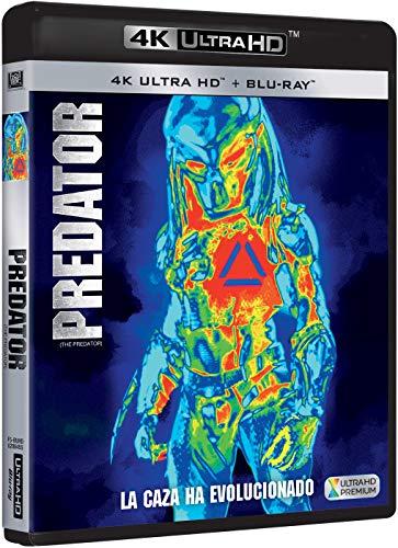 Predator 4k Uhd [Blu-ray]