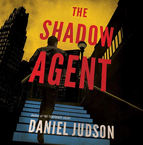 The Shadow Agent audiobook cover art
