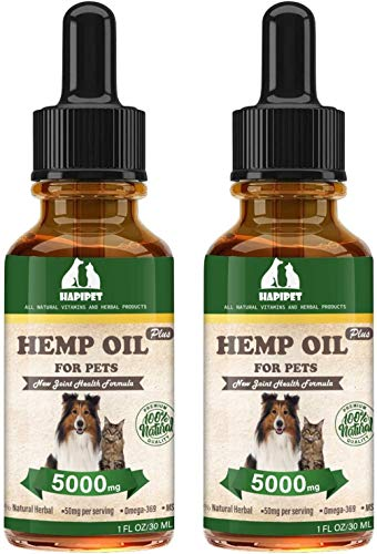 Chinoxia Hemp Oil for Pets