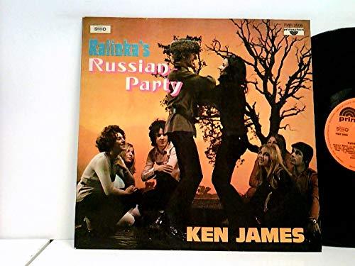 Kalinka's Russian-Party