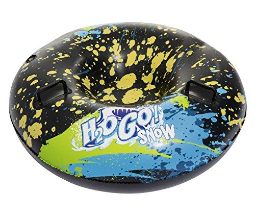 Bestway 39004 Luge gonflable ronde Frost Blitz diamètre 99 cm