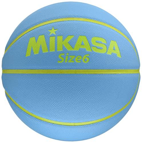 ミカサ(MIKASA) バスケットボール 6号 (女子用・一般・社会人・大学・高校・中学) 人工皮革 レジャー用 ラ...