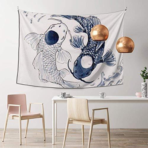 Throw Tapestry Throw Tapestry Tapestry, Crazy Funny Wall Decor Tapiz colgante para habitación, tamaño 40 x 60 pulgadas