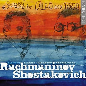 Rachmaninoff & Shostakovich: Sonatas for Cello and Piano