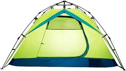 HSBAIS Camping-Tiendas de campaña, 3-4 Carpa Persona a Prueba ...