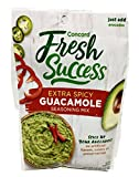 Concord Foods Extra Spicy Guacamole Mix, 1.2-ounce Pouches (VALUE Pack of 18 Pouches) …