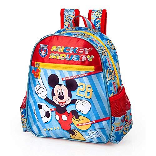Zaino Asilo Topolino Disney Scuola Bambino CM.30-34216