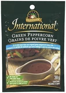 McCormick International Sauce Mix, Green Peppercorn, 38 Grams/1.3 Ounces