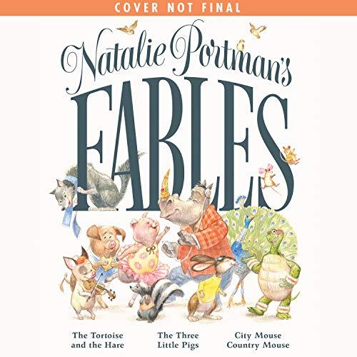 Couverture de Natalie Portman's Fables