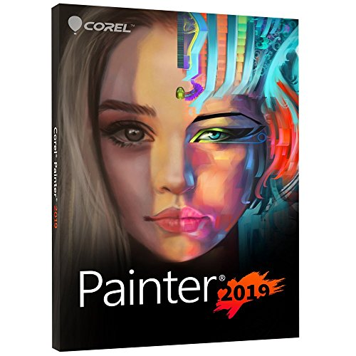 Corel Painter 2019 Digital Art Suite for PC/Mac