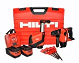 Hilti 0347009 TE 6-A36-AVR DRS Cordless Rotary Hammer Drill 36 Volt