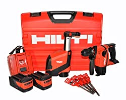 Best Hilti Cordless Rotary Hammer Drill: TE 6